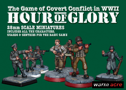 Hour of Glory Miniatures Set