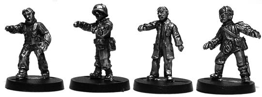 Zombie Agents