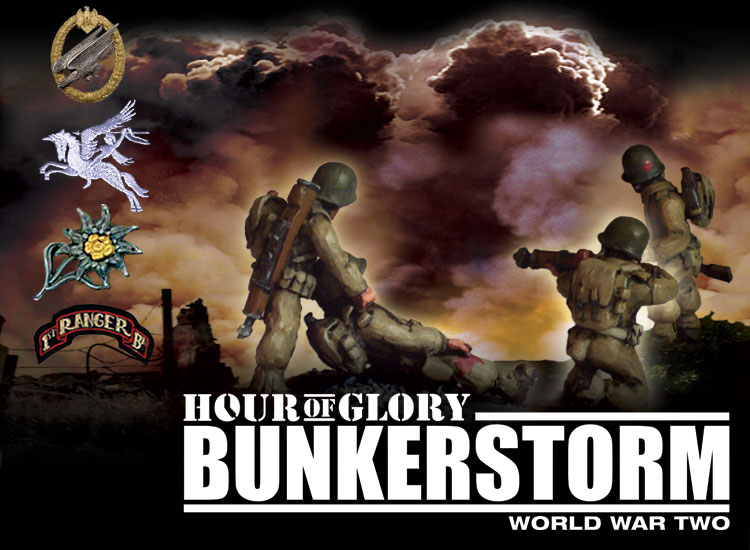 WW2 Bunkerstorm Complete Deal