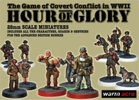 DARKEST HOUR Miniatures Set