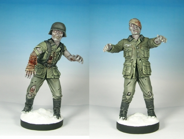 WW2 German Zombies