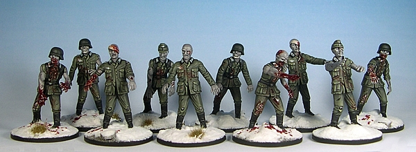 WW2 German Zombie Box Set