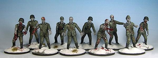 WW2 German Zombie Box Set