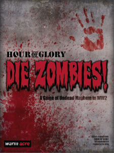 Die Zombies cover