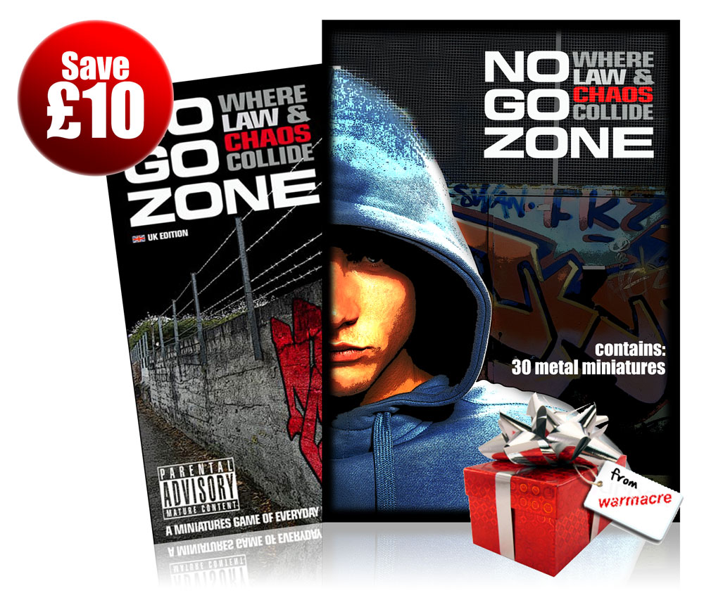 No-Go-Zone Xmas Bundle